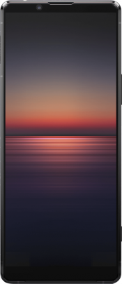 Xperia 1 II 256GB Black (Front)