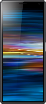 Xperia 10 64GB Black (Front)