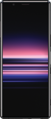 Xperia 5 128GB Black (Front)