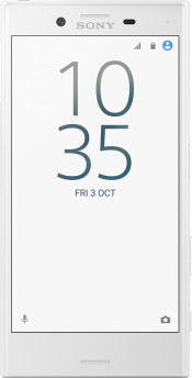 Xperia X Compact White (Front)