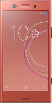 Xperia XZ1 Compact Pink (Front)