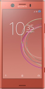 Xperia XZ1 Compact Pink