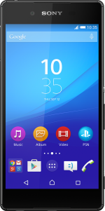 Xperia Z3 Plus Black