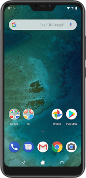 Mi A2 Lite 32GB Black (Front)