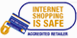 Secure online shopping with e2save