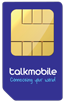 Talk Mobile sim card