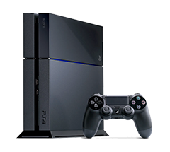 Free Gift Sony PlayStation 4