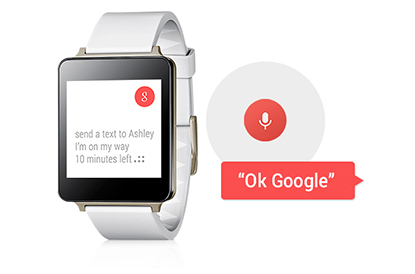 Google Now - Free Smartwatch