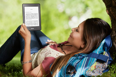 Tablet E-book readers