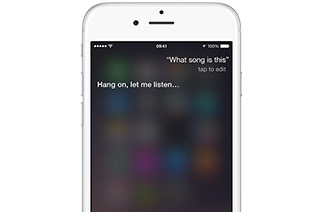 Siri - iPhone 6