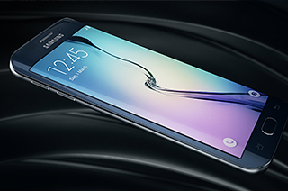 Curved edge - Samsung Galaxy edge