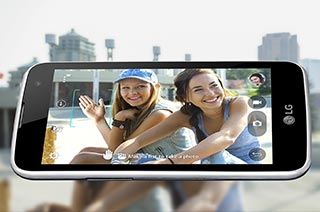 LG K4 camera features