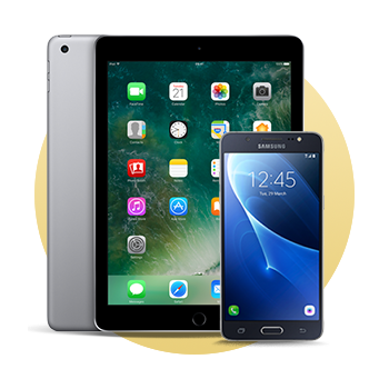 Free tablet with your mobile phone